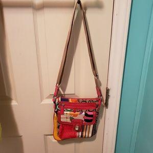 Handbags - Colorful Crossbody Purse